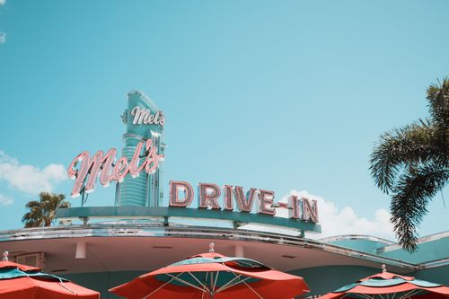 Drive In's cover
